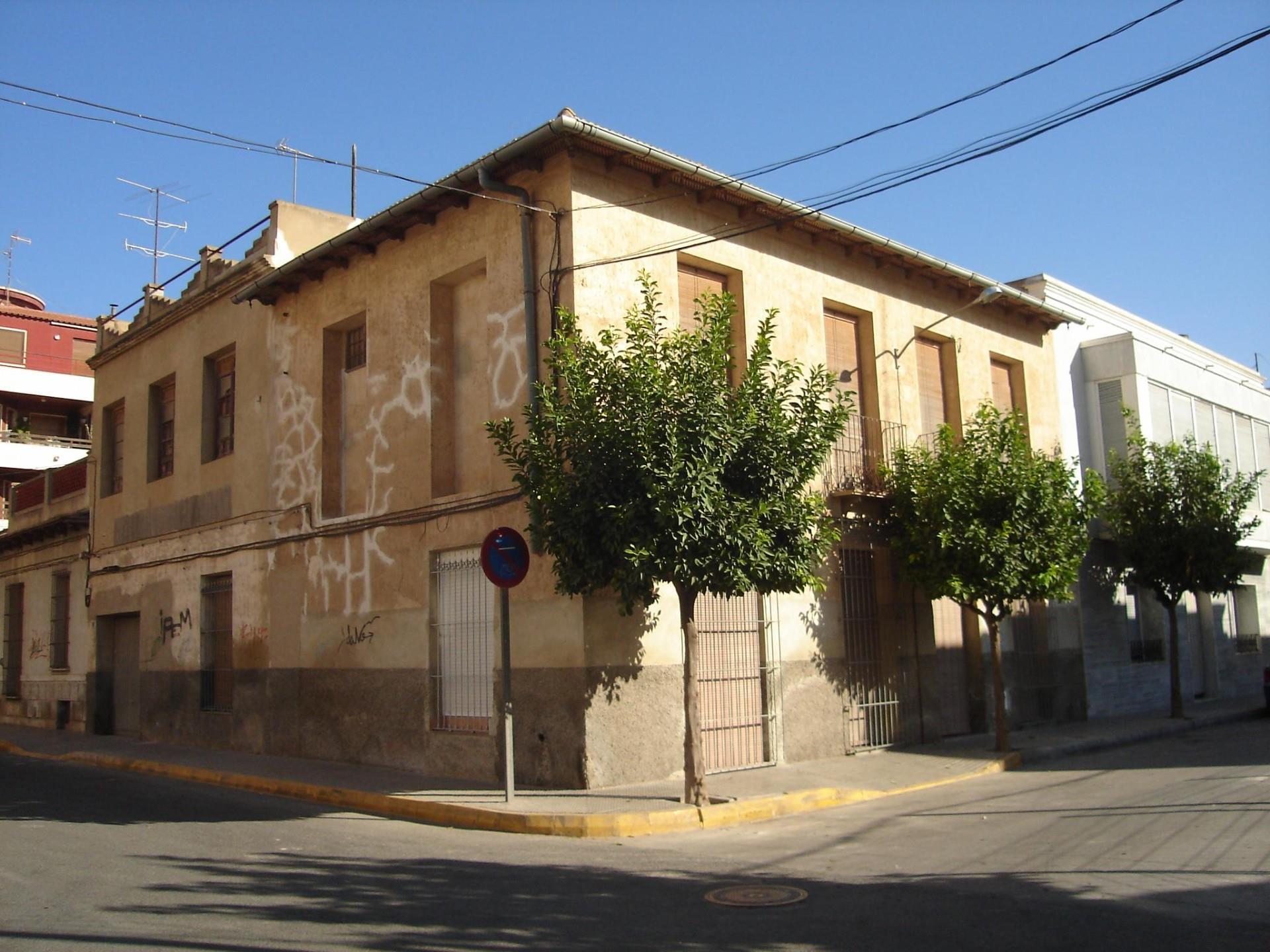 Casa  Calle san francisco. Almoradí