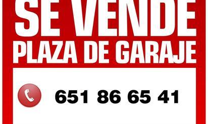 Plazas de garaje en venta en Cabrerizos
