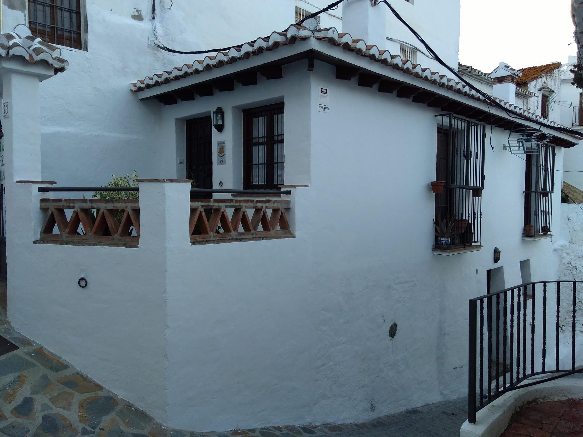 Planta baja de alquiler en Calle Mártires, 21 Almáchar (Almáchar, Málaga)