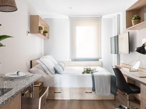 Habitatges per a compartir Pàrking a Málaga Capital