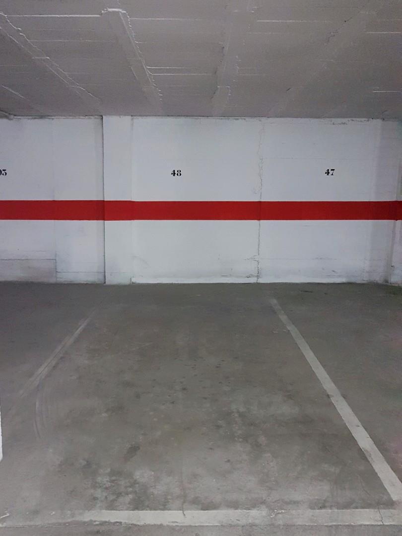 Parking coche  Avinguda la generalitat. Rialp / avinguda la generalitat