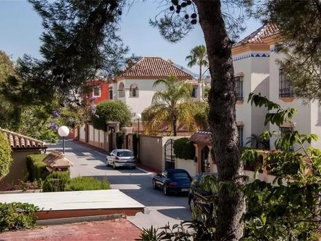 Chalets para compartir en España