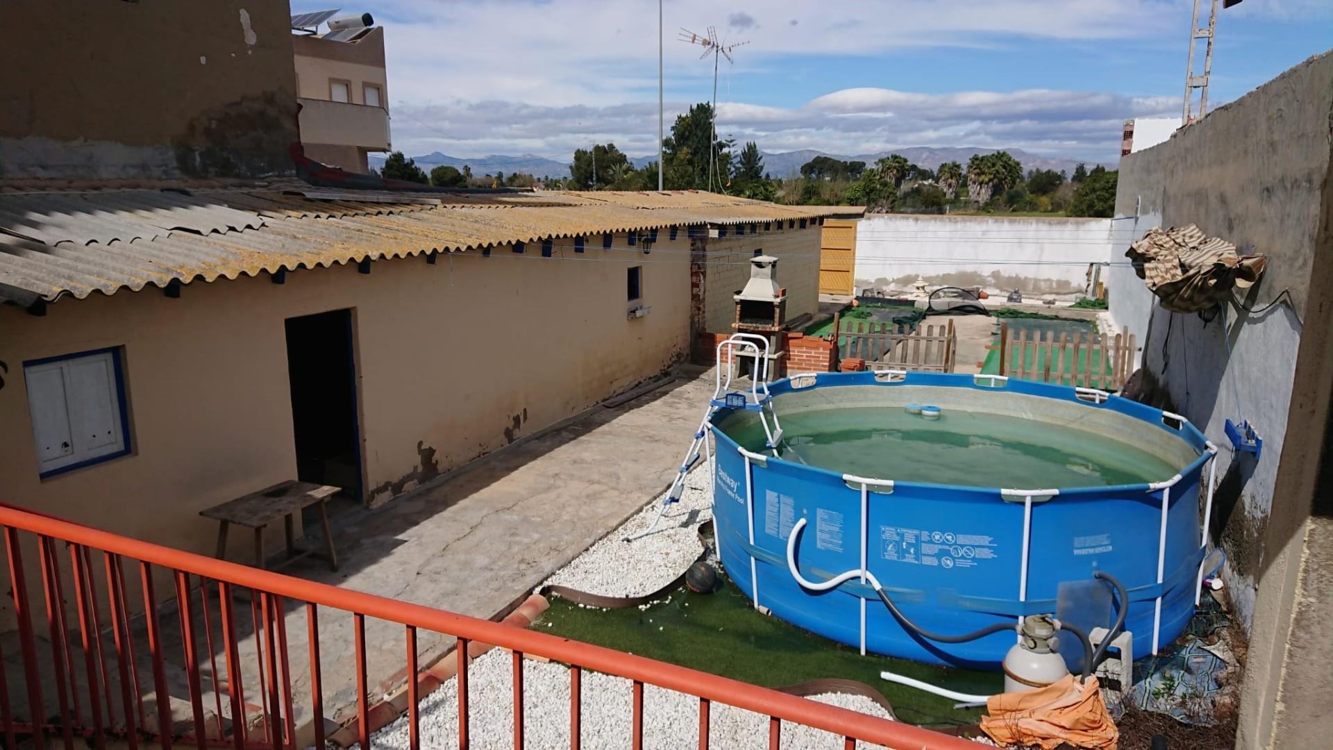 Casa adossada  Avenida maría del mar rodríguez albadalejo. Algorfa / avenida maría del mar rodríguez albadale