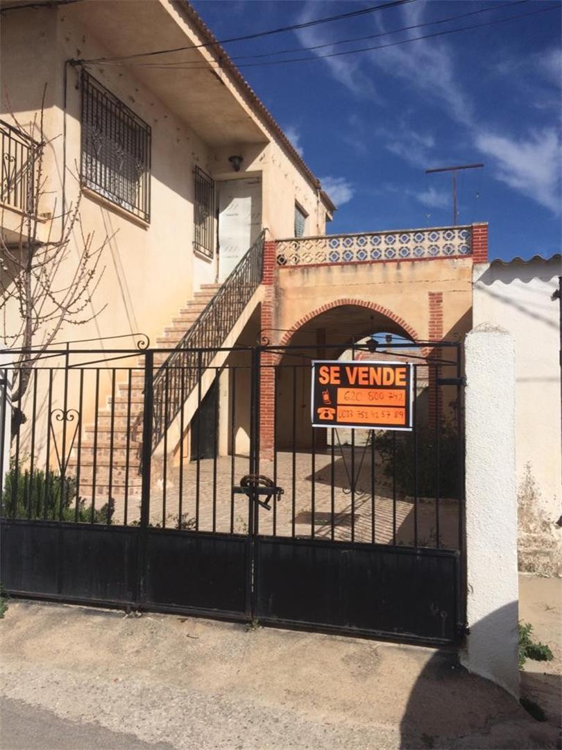 Casa adosada  Calle santa teresa. Zarcilla de ramos - doña inés / calle santa teresa