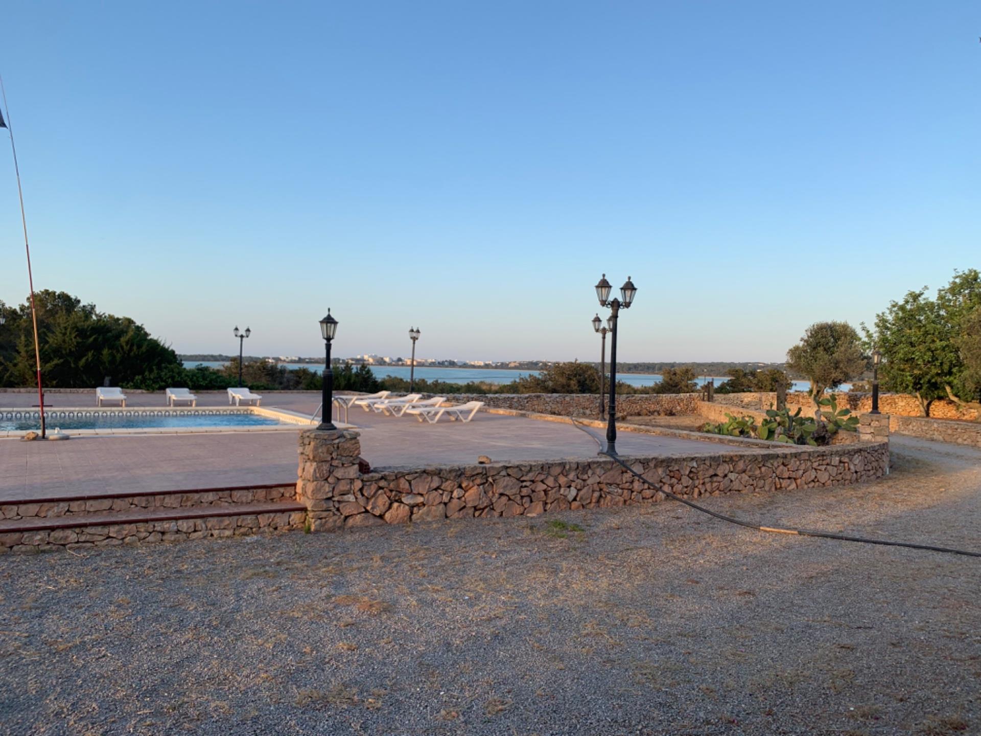Casa  Carrer de s'almadrava. Formentera