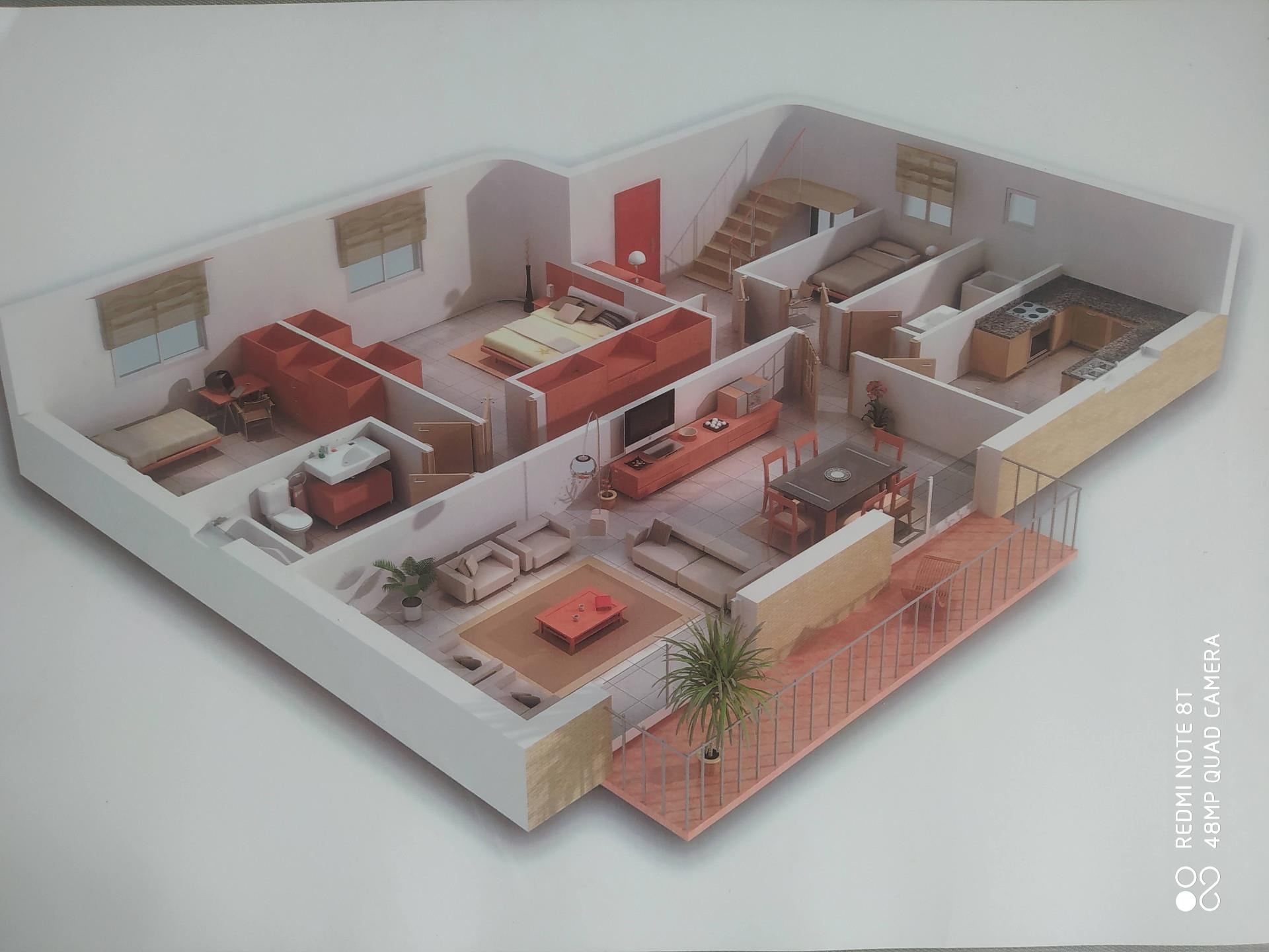 Casa  Ronda bonanova. Calafell pueblo