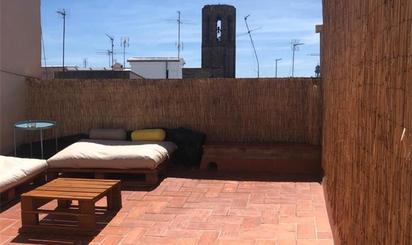 Áticos para compartir con jardín en España