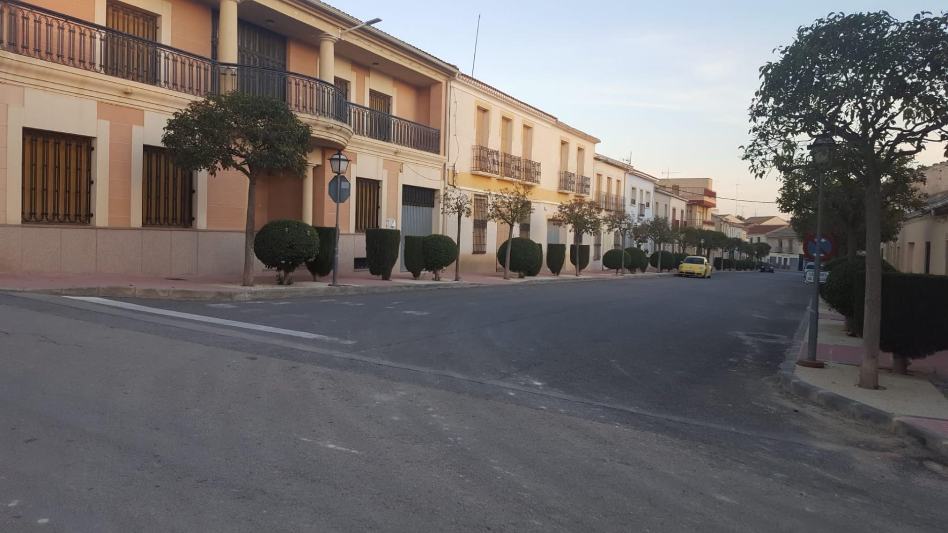 Casa a schiera  Calle ancha. Algueña / calle ancha