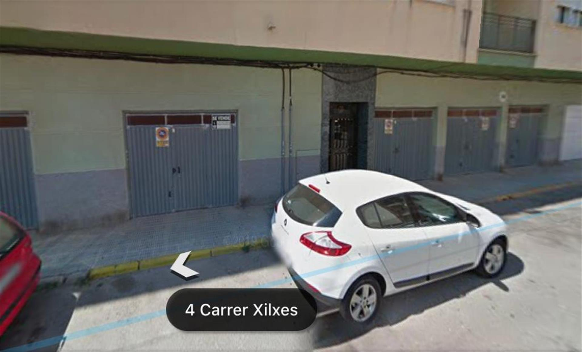 Car parking  Calle chilches. Nules / calle chilches