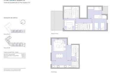 Duplex for sale at Montornès del Vallès