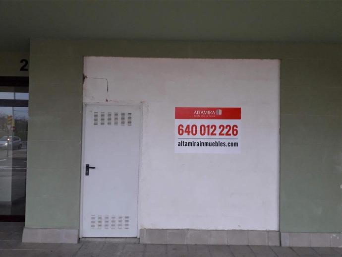 Foto 3 von Garage in Calle Cl Un Americano en Paris 45, G-5 Blq.  Porta, 16 Valdespartera - Arcosur