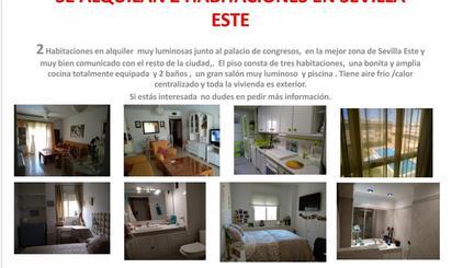 Viviendas para compartir con ascensor en Sevilla Capital