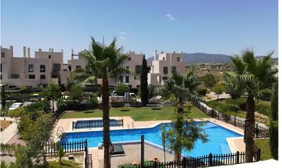 Dúplex de alquiler con piscina en Murcia Provincia