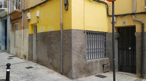 Foto 2 de Planta baja en venta en Calle del Raval, 16 Jijona / Xixona, Alicante