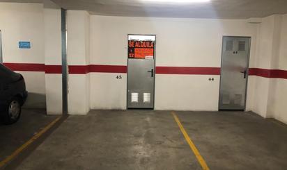Plazas de garaje de alquiler en La Costera