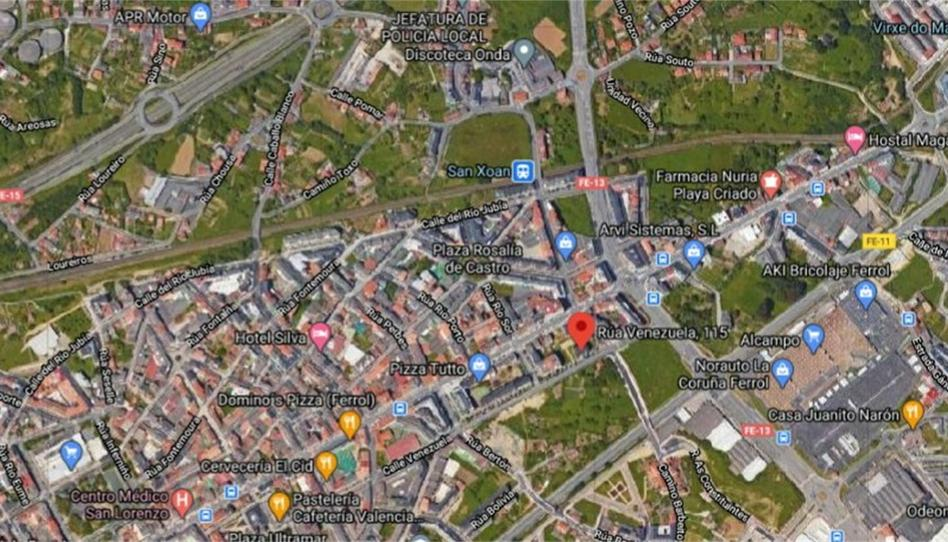 Foto 1 de Local en venta en Área Rural, A Coruña