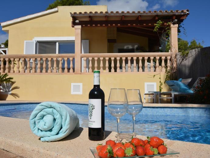 Foto 1 von Haus oder Chalet zum verkauf in Carrer Guillem de Montcada Costa de la Calma - Santa Ponça, Illes Balears