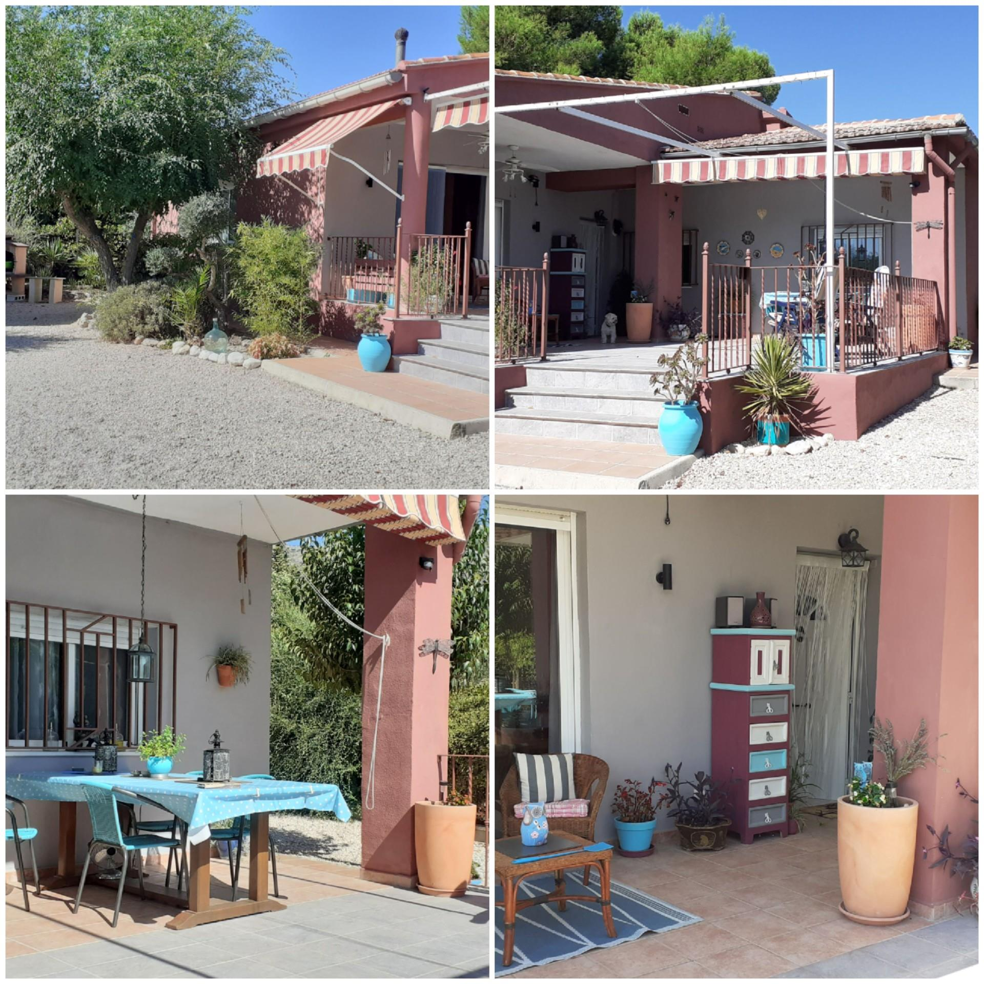 Casa  Cv-705. Gaianes / cv-705
