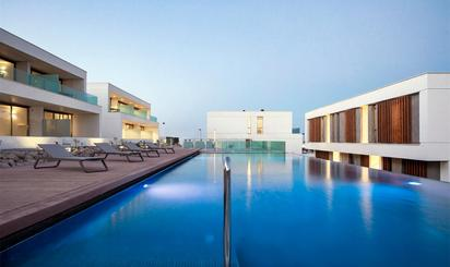 Pisos de alquiler con terraza en Arico