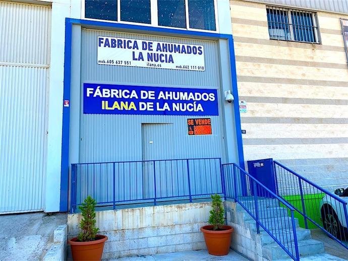 Foto 1 de Garatge a Polígono Industrial la Alberca, 35m La Nucia Pueblo