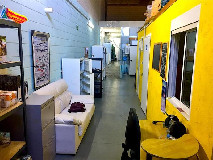 Foto 2 de Garatge a Polígono Industrial la Alberca, 35m La Nucia Pueblo