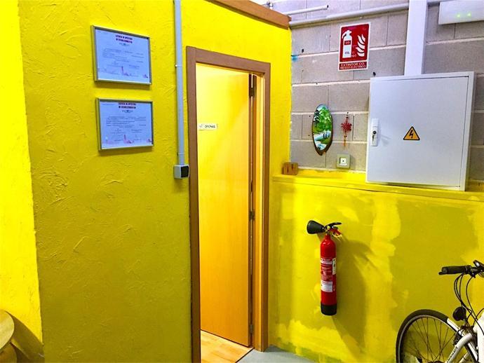 Foto 3 de Garatge a Polígono Industrial la Alberca, 35m La Nucia Pueblo