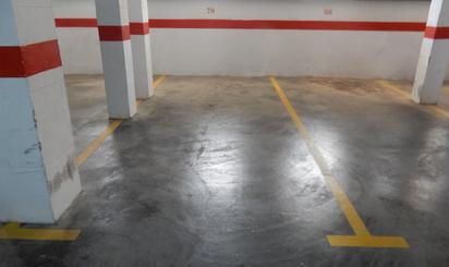 Plazas de garaje de alquiler en El Campello