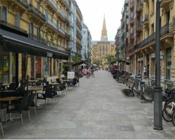 Piso en Alquiler en Calle De Moraza, 1B de Donosti
