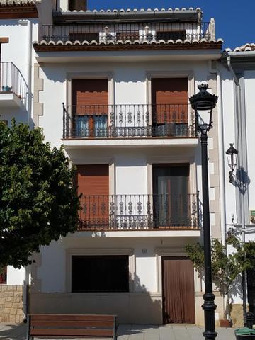 Casa adosada en Alquiler en Plaza Olmo,  de Aras d
