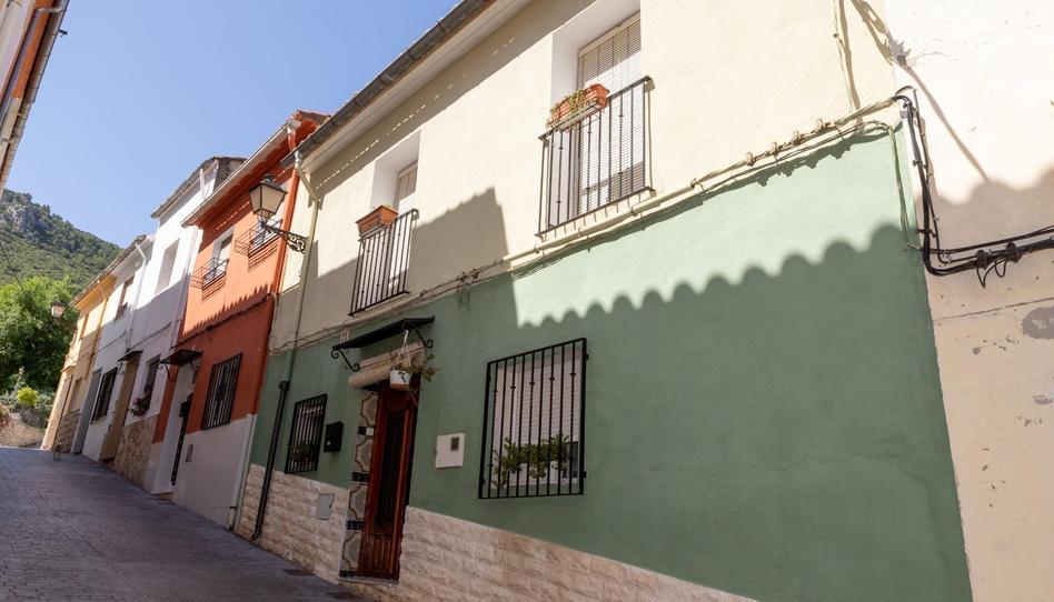 Foto 1 de Casa adosada en venta en Polígono 11, 163a Vallada, Valencia