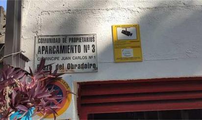 Garaje de alquiler en Plaza Prãncipe Juan Carlos, 3, Alcorcón