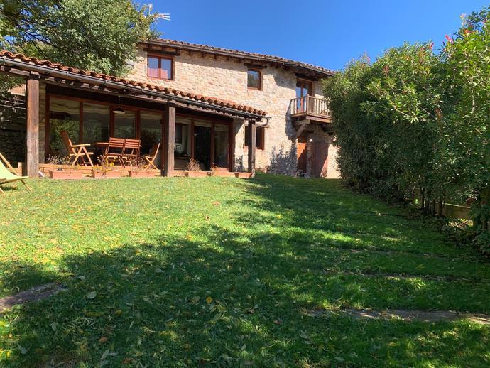 Foto 1 de Casa o chalet en Carrer Solé Sabarís Bellver de Cerdanya