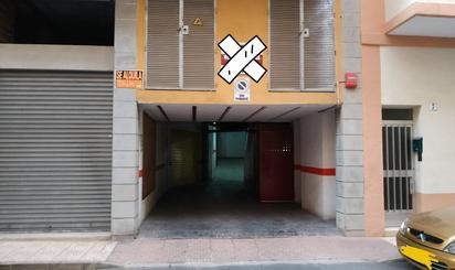 Garaje de alquiler en Calle Rafael Couchoud, 5a, Callosa d´En Sarrià