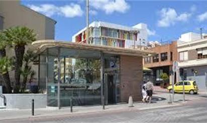 Plazas de garaje de alquiler en Guardamar del Segura