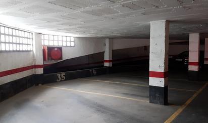 Plazas de garaje de alquiler en Benidorm