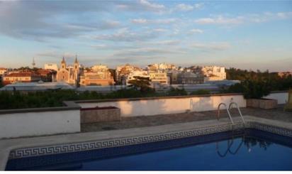 Estudios de alquiler con piscina en Centro, Madrid Capital