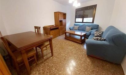Pisos de alquiler en Zaragoza, Zona de