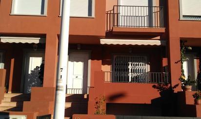 Casas adosadas de alquiler con terraza en Puçol