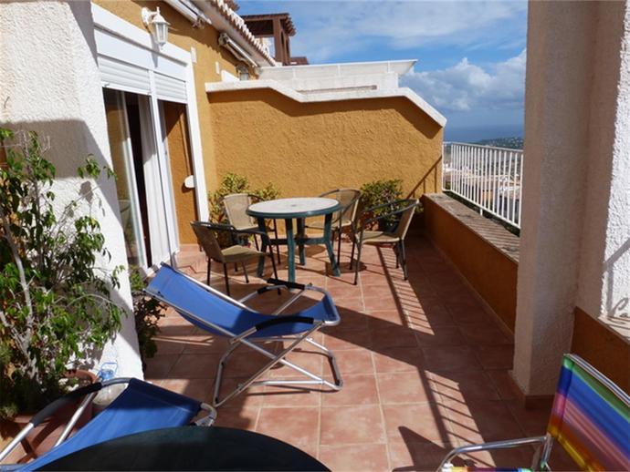 Foto 1 de Apartamento de alquiler en Plaza Calle Superior Benitachell / El Poble Nou de Benitatxell, Alicante