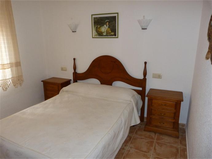 Foto 2 de Apartamento de alquiler en Plaza Calle Superior Benitachell / El Poble Nou de Benitatxell, Alicante