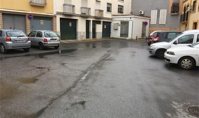 Plazas de garaje de alquiler en Coria del Río