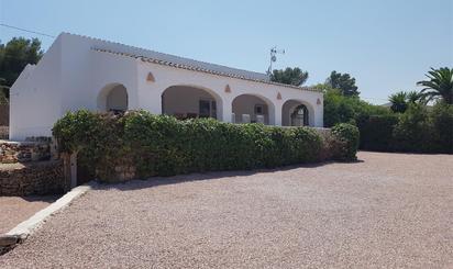 Casas de alquiler en Jávea / Xàbia