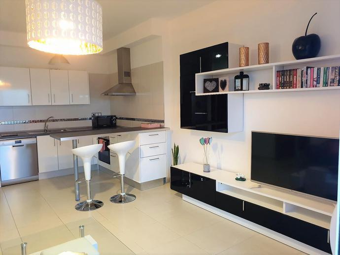 Foto 1 de Apartamento de alquiler en Urbanización Montalmar Bajamar, Santa Cruz de Tenerife