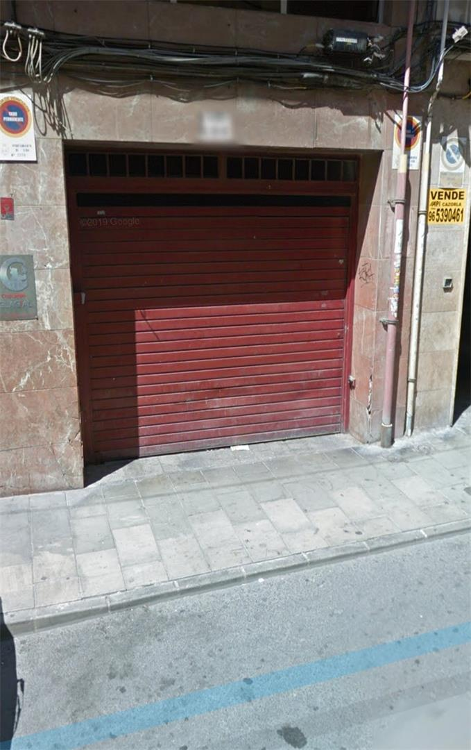 Alquiler Parking coche  Calle josé maría pemán. Plaza de toros - avenida chapí - trinquete / calle