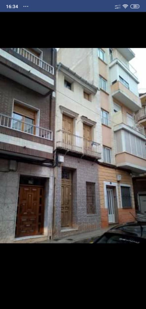 Casa adosada  Calle jabonería. Yecla / calle jabonería