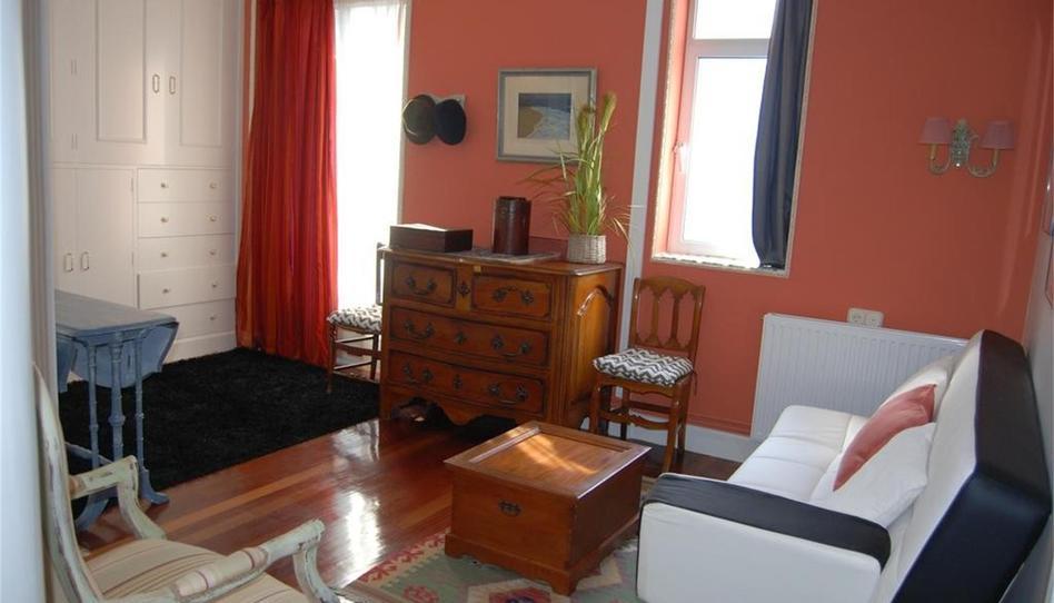 Foto 1 de Apartamento de alquiler en Calle de Prim, 36 Área Romántica, Gipuzkoa
