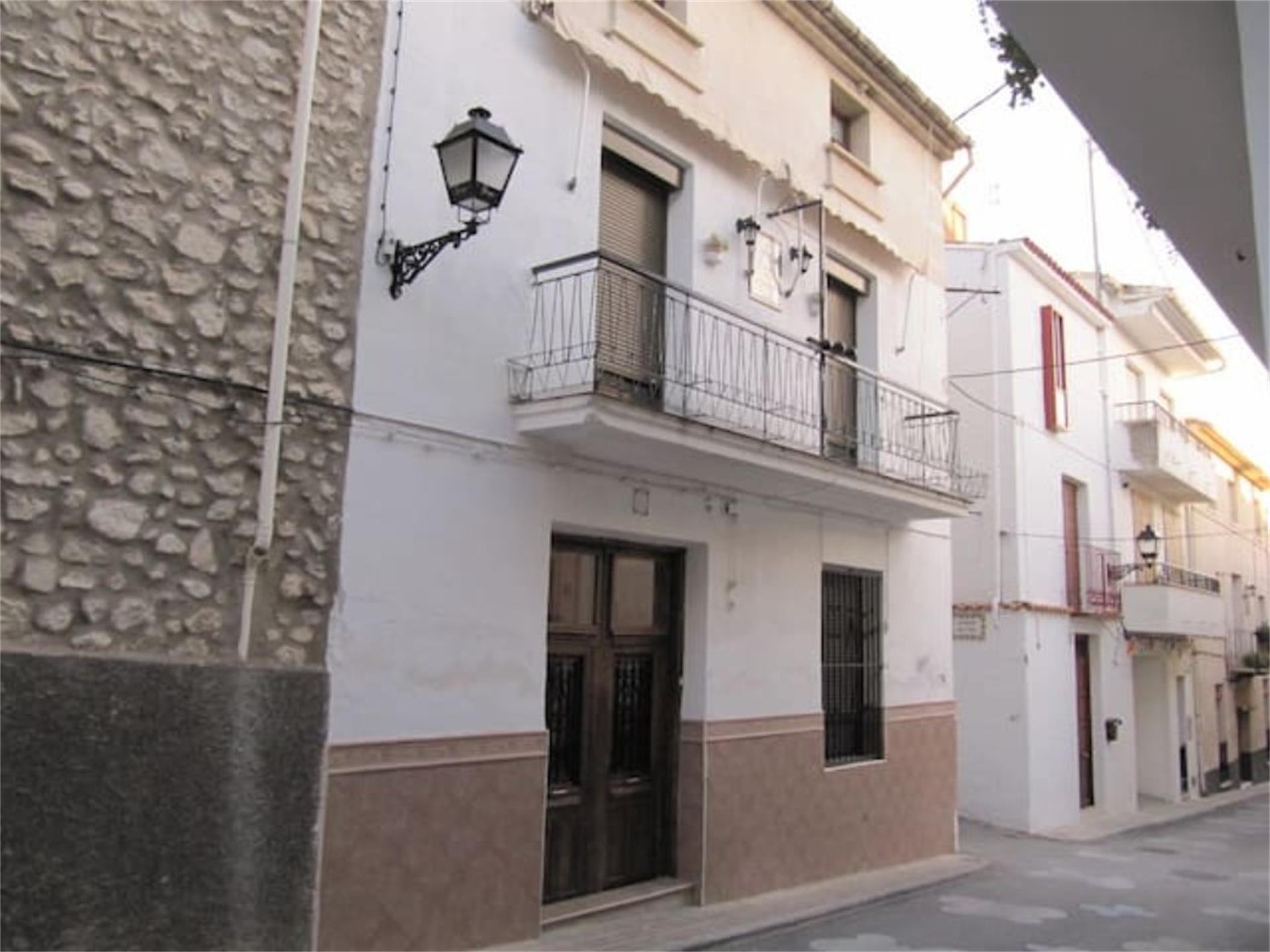 Casa  Calle mayor. Gorga / calle mayor