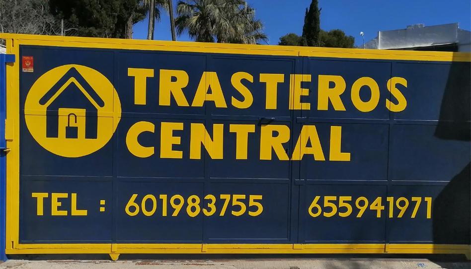 Foto 1 de Trastero de alquiler en Calle del Pintor Agrassot, 40 Almajada - Ravel, Alicante