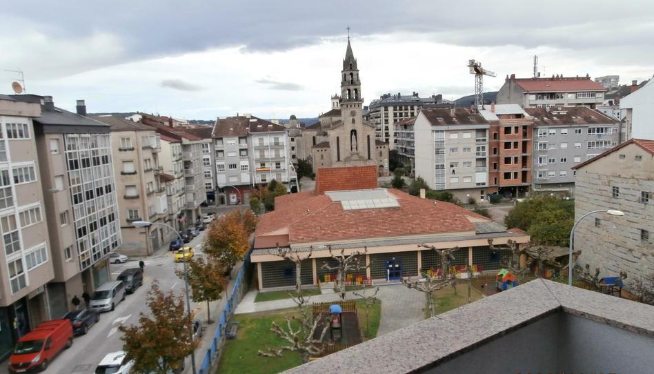 Foto 1 de Piso de alquiler en Rúa Faustino Santalices Couto, Ourense