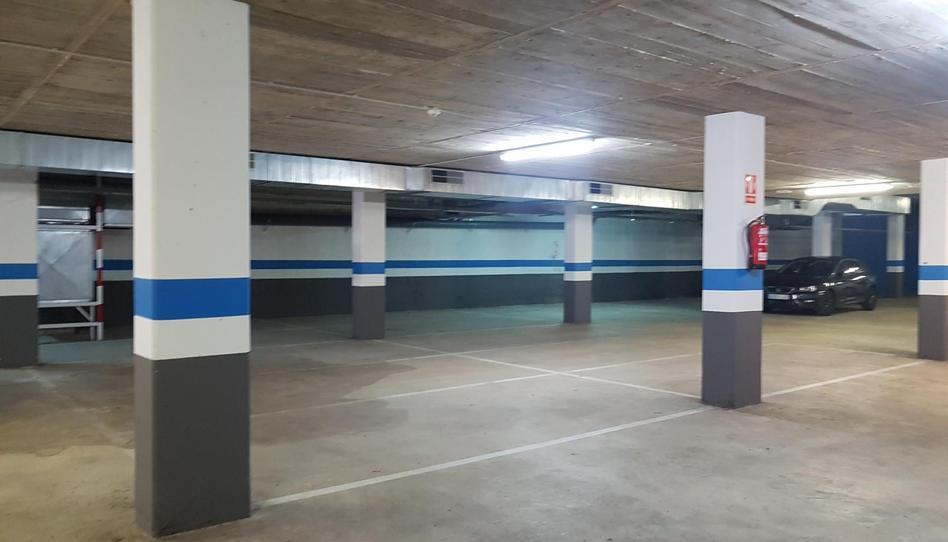 Foto 1 de Garatge de lloguer a Carrer Enrique Tierno Galván Parc Central – Parc d'Europa – La Romànica, Barcelona